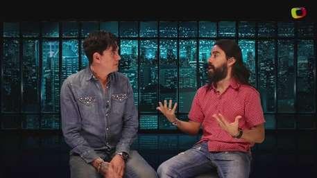 Entrevista exclusiva con Saúl Hernández Video: