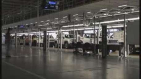 Fiat Chrysler inaugurará en Brasil la fábrica de Jeep Video: