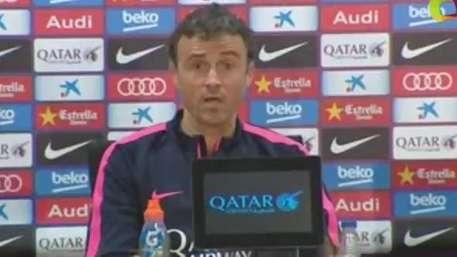 El Barcelona celebra el título y despide a Xavi  Video: