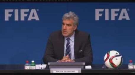 FIFA: 'Ni Presidente ni Secretario están involucrados' Video:
