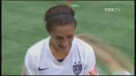 Estados Unidos, campeón del mundial Femenino de Futbol Video: