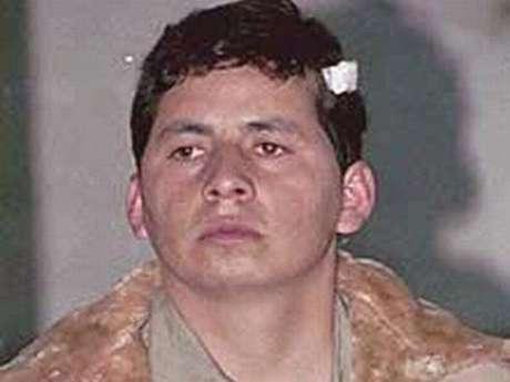 Mario Aburto, asesino de Colosio podría salir libre este año. Foto: AP/ Archivo / Terra Networks México S.A. de C.V.
