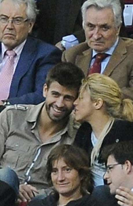Shakira y Piqué. Foto: Terra Networks México S.A. de C.V.