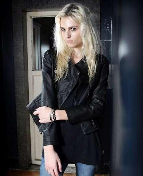 Andrej Pejic, entre las mujeres más atractivas del mundo. Foto: Reproducción