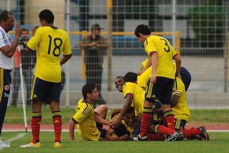 Colombia se coronó campeón del Torneo Esperanzas de Toulon en Francia. Foto: Getty Images Europe / Getty Images