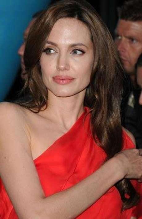 Angelina Jolie. Foto: Terra Networks México S.A. de C.V.