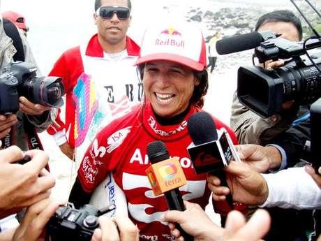 Sofía Mulanovich. Foto: Terra Perú