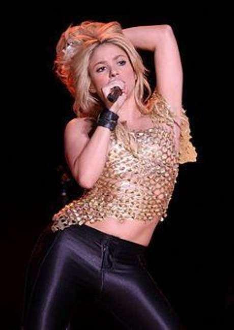 Shakira desmiente su embarazo. Foto: Getty Images