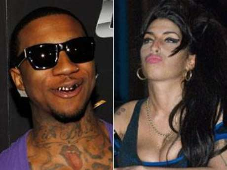 Amy Winehouse's Website Gets Hacked With Lil B Picture. Foto: Getty Images