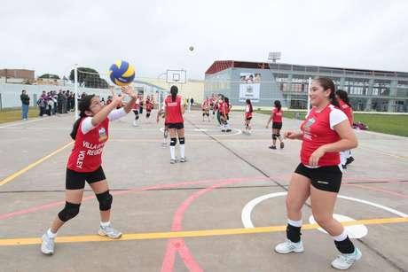 Población del Callao cuenta con la primera Villa Deportiva Regional del país. Foto: ANDINA/ Oscar Farje