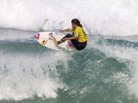 El Campeonato Mundial de Surf femenino se lleva a cabo en Piura Foto: Prensa Sofía Mulanovich