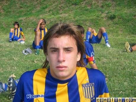 El malogrado jugador de Rosario.  Foto: Gentileza