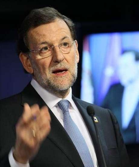 Mariano Rajoy (Agencia: EFE) Foto: Telefónica de España, SAU