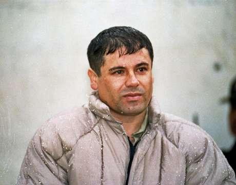 Esta foto del Chapo Guzmán (una de las únicas que existen) es del 10 de junio de 1993. Foto: AP