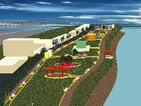 """Proyecto """"Malecón Río Verde"""" Foto: Municipalidad de El Agustino / ANDINA"""