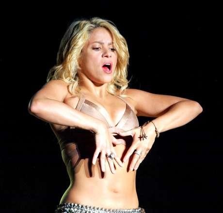 Shakira arrasa en el Premio Lo Nuestro a la Música Latina. Foto: Mezcalent/Getty Images