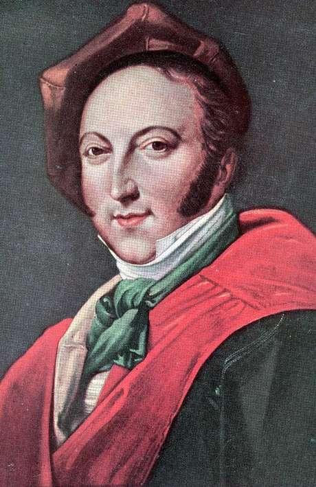 Gioachino Rossini es el compositor del famoso tema de 'El Llanero Solitario', aunque él nunca lo supo. Foto: Getty Images