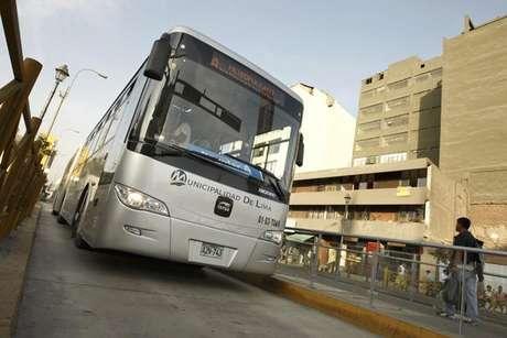 METROPOLITANO DE LIMA. Foto: La Mula