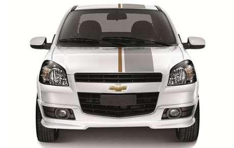 La Edición Especial de Chevy se puede identificar por un equipamiento especial.  Foto: Chevrolet