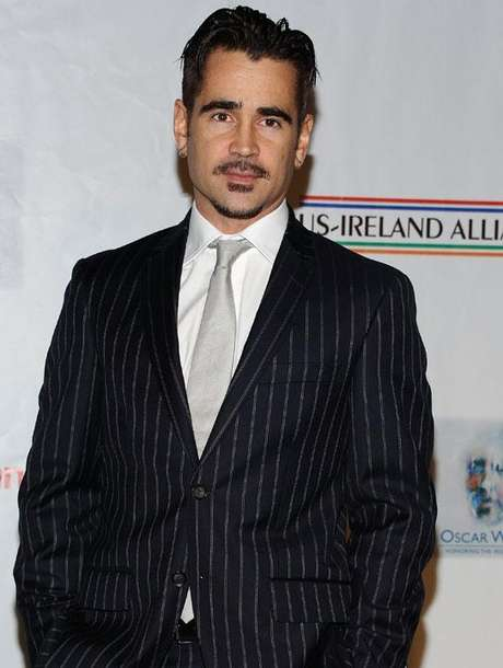 Collin Farrel desea que el acoso escolar sea cosa del pasado. Foto: Getty Images