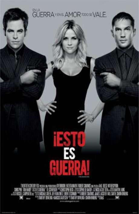 '¡Esto Es Guerra'!. Foto: Twentieth Century Fox