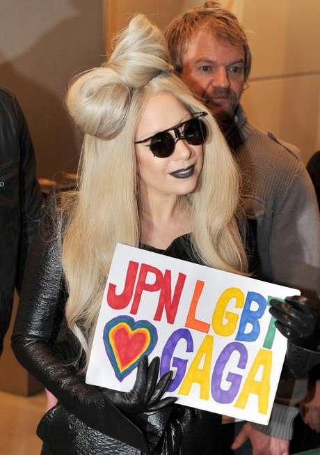 Lady Gaga Foto: AFP