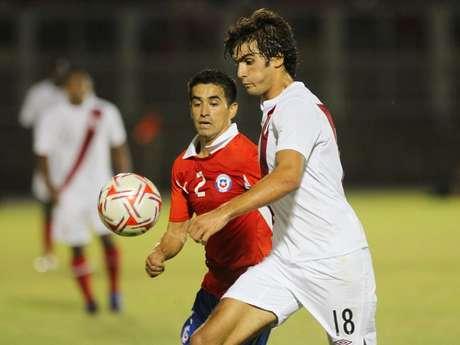 Ampuero desea permanecer en Universitario hasta fin de año como lo estipula su contrato. Foto: Miguel Bustamante / Terra Perú