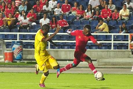 Expreso Rojo podría recibir a América en el estadio El Campín por la fecha 11 del Torneo Postobón Foto: Alejandro Marulanda / Terra
