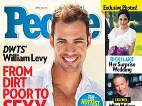 William Levy. Foto: People