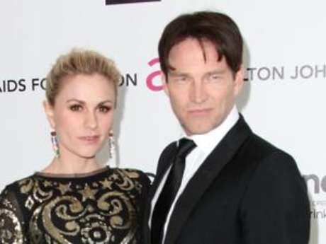 Anna Paquin And Stephen Moyer. Foto: Getty Images