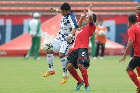 Independiente Medellín cayó 0-3 como local ante Chicó. Foto: Terra