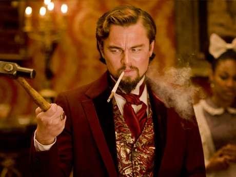 'Django Unchained' es la primera colaboración de Leonardo DiCaprio con el director Quentin Tarantino. Foto: empireonline.com