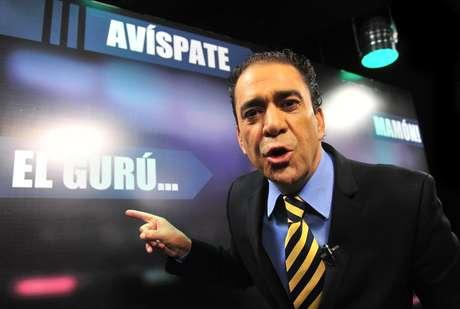 Bonvallet habló de cero opción alba ante la U el domingo. Foto: Sergio Piña/Terra