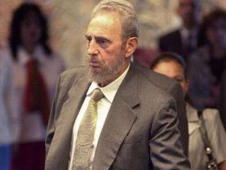 Fidel Castro dijo que un error de Obama en la política con Venezuela, podría generar un 'río de sangre'.  Foto: GETTY IMAGES
