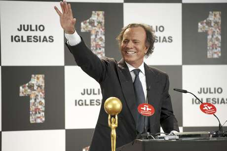 Julio Iglesias Foto: Getty Images