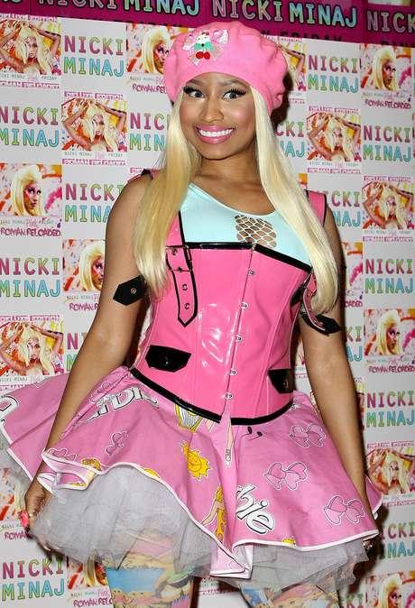 Nicki Minaj Foto: Getty Images