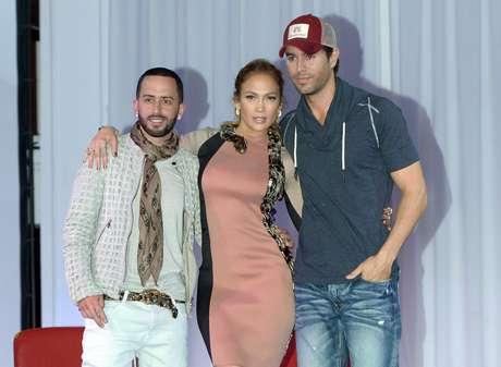 Tres grandes de la música latina saldrán de gira Foto: Getty Images