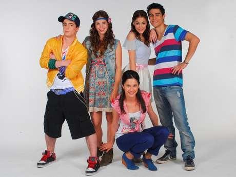Charla con el elenco de 'Violetta' y descubre a fondo la nueva serie de Disney Channel. Foto: Disney Channel