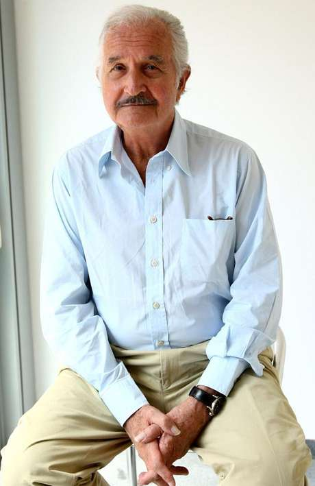Carlos Fuentes murió en la ciudad de México el 15 de mayo de 2012, a los 83 años de edad. Foto: Getty Images