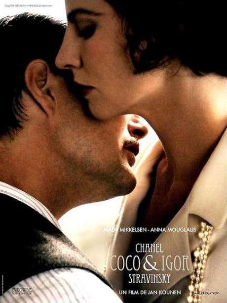 Coco Chanel e Igor Foto: Difusión