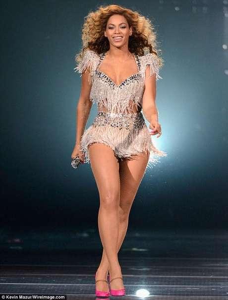Beyoncé Foto: Daily Mail