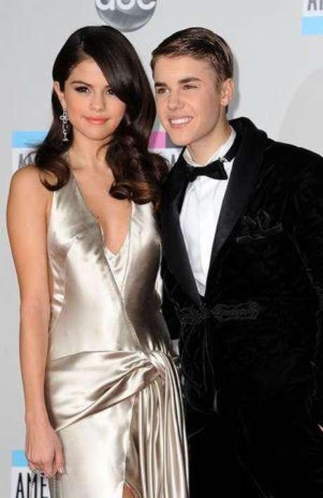 Justin Bieber y Selena Gomez. Foto: Getty Images