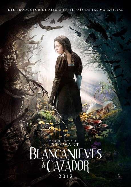 Blanca Nieves y el cazador Foto: Difusión
