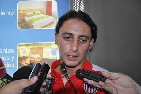 Giovanni Hernández firmó por dos años con Deportivo Independiente Medellín Foto: Terra