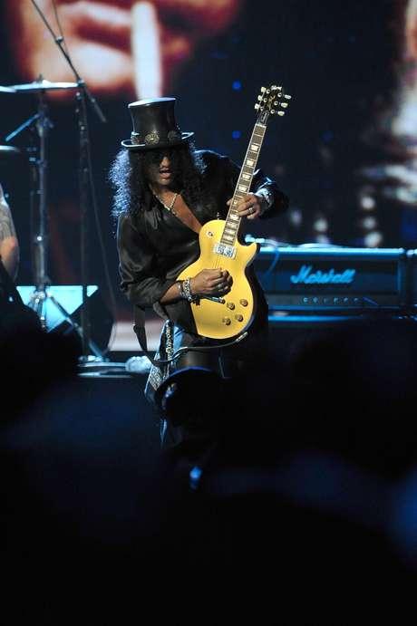 Slash Foto: Getty Images