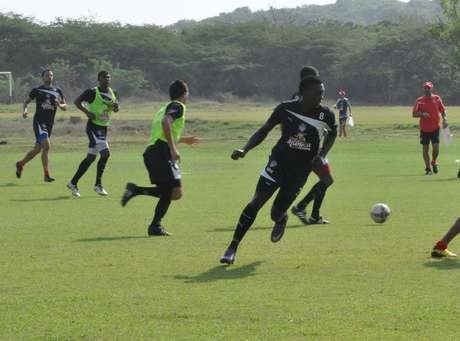 Junior de Barranquilla adelanto su partido ante el Barranquilla FC de la fecha 9 de la Copa Postobón, este sábado a las 3:00 de la tarde en el Estadio Metropolitano Roberto Meléndez.  Foto: Terra