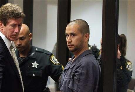 George Zimmerman se entregó a las autoridades. Su abogado pedirá una nueva libertad condicional. Foto: AP