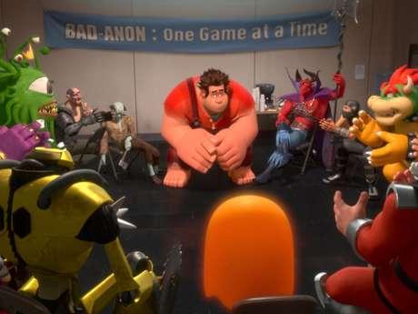 El DJ de dubstep, Skrillex, saldrá en una escena de una fiesta en el filme animado 'Ralph el Demoledor'. Foto: Walt Disney Animation Studios