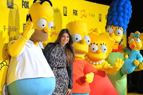 ¿Brittny Gastineau se convertirá en la esposa de Luis Miguel? Foto: Getty Images