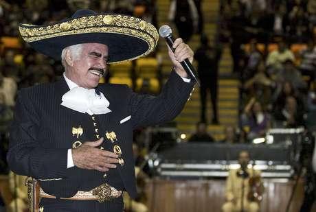 Vicente Fernandez  Foto: Getty Images